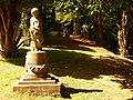 Brownsea Island, infant grave in the churchyard - geograph.org.uk - 1445852.jpg