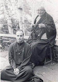 Dezhung Rinpoche Lama