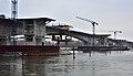 Budowa mostu Południowego w Warszawie listopad 2019.jpg