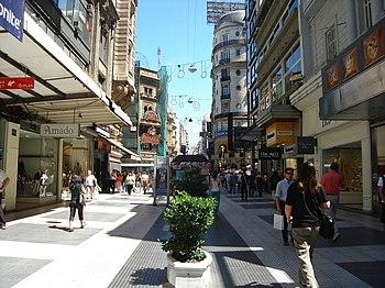 Buenos Aires - Retiro - Calle Florida