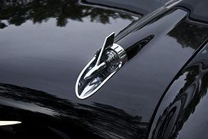 Buick mid 50's hood ornaments