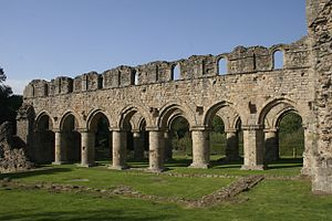 Buildwas Abbey - Image: Buildwas Abbey 3