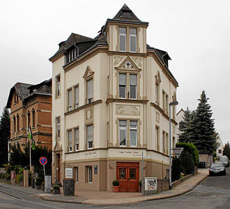 Charles Bukowski - Bukowski's birthplace at Aktienstrasse, Andernach