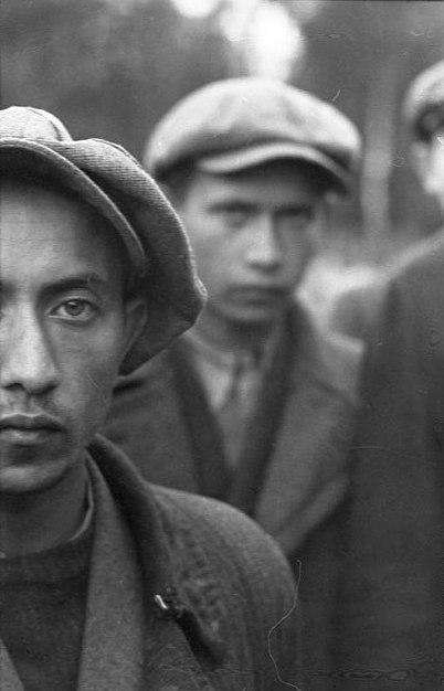 Portrait de Juifs polonais