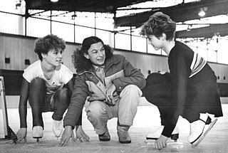 Evelyn Großmann German figure skater