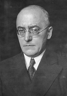 Heinrich Brüning German chancellor