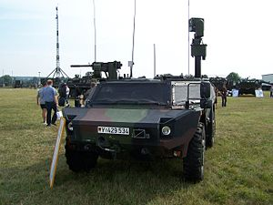 English: A German Army Fennek