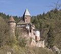 Burg Zwingenberg - Ansicht von Westsüdwest - 2014-03-20.jpg