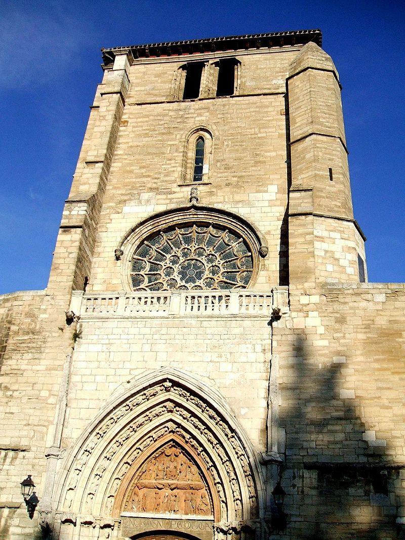Burgos - San Esteban, exterior 06.JPG
