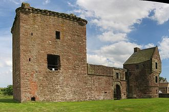 Lord Balfour of Burleigh - Burleigh Castle, the former seat of the Balfour family.