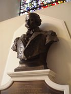 Bust of Arthur Phillip