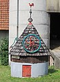Butajnova Slovenia - village well.JPG