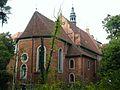Bydgoszcz-kościół poklaryskański,widok na prezbiterium.JPG