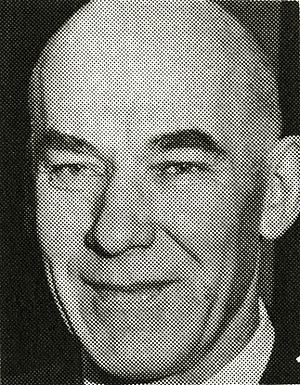 Mike Gravel - C. R. Lewis in 1973.  After eight years of representing Anchorage in the Alaska Senate, Lewis won the Republican nomination and challenged Gravel in the 1974 election.