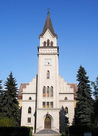 Český Těšín - Lutheran Church