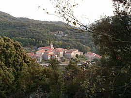 The village of Casalabriva