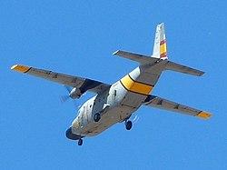 CASA C-212-200MP del Ejército del Aire Español (recortada).JPG