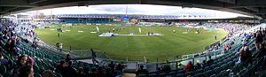 Sport in Tasmania - Melbourne Victory vs Adelaide United at Aurora Stadium