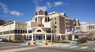 Childrens Hospital of The Kings Daughters Hospital in Virginia, United States