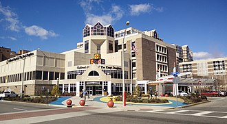 Children's Hospital of The King's Daughters - Image: CHKD picture