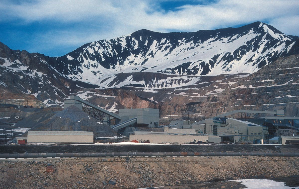 Climax mine - Wikipedia