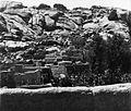 COLLECTIE TROPENMUSEUM Het dorp Tafraoute in Anti Atlasgebergte TMnr 20011628.jpg