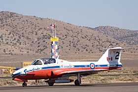 Image illustrative de l'article Canadair CL-41 Tutor