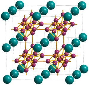 Yttrium borides