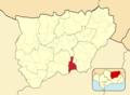 Cabra del Santo Cristo municipality.png