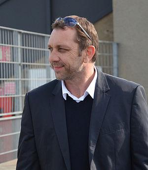 Xavier Gravelaine - Gravelaine in 2014.