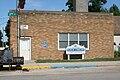 Calamus Iowa 20090712 City Hall Library.JPG