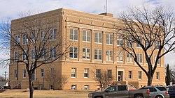 Callahan County Texas Courthouse 2017.jpg