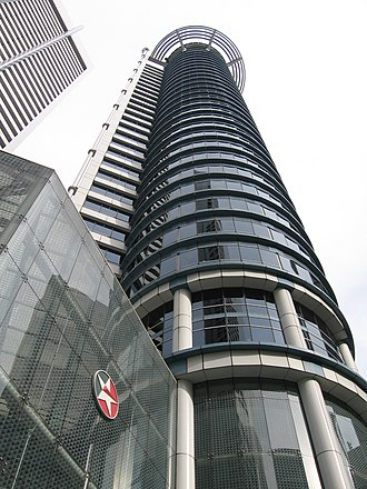 Chevron House - Image: Caltex House, Dec 05