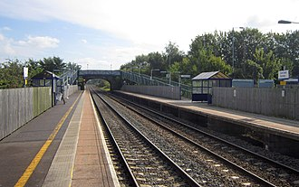 Cam and Dursley railway station - Image: Cam and Dursley railway station