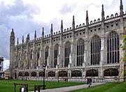 Cambridge King's College Chapel 2011 03
