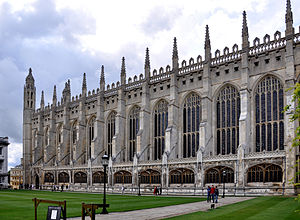 House of Lancaster - King's College Chapel, Cambridge