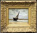 Camille corot, trouville, battello di pescatori a marea bassa, 1830-40 ca.jpg