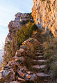 Camino a la ermita de la Virgen de la Peña, LIC Sierras de Santo Domingo y Caballera, Aniés, Huesca, España, 2015-01-06, DD 02.JPG