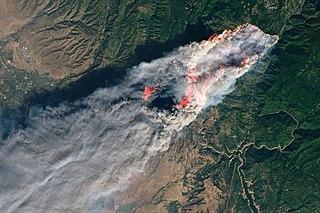 Camp Fire (2018) 2018 wildfire in Butte County, California