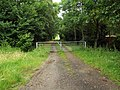 Can't go to Bourn on this bridleway - geograph.org.uk - 475760.jpg