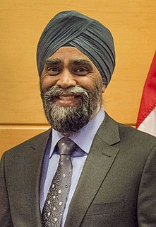 Minister of National Defence (Canada) minister in the Cabinet of Canada