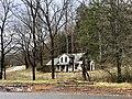 Cane Creek Road, Western Carolina University, Cullowhee, NC (39675438693).jpg