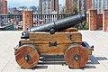 Cannon at the Cerro Santa Lucia, Santiago de Chile.jpg