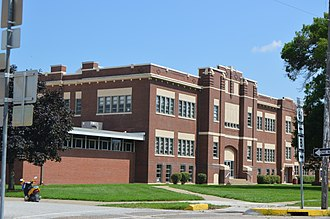 Canton, Missouri - High school