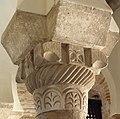 Capitel visigodo reutilizado en la Mezquita del Cristo de la Luz (6140276916).jpg