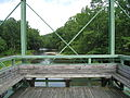 Capon Lake Whipple Truss Bridge Capon Lake WV 2009 07 19 09.jpg