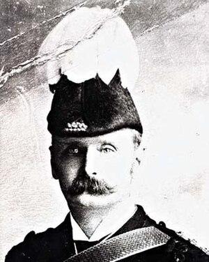 William Caine (Hong Kong) - Captain Caine