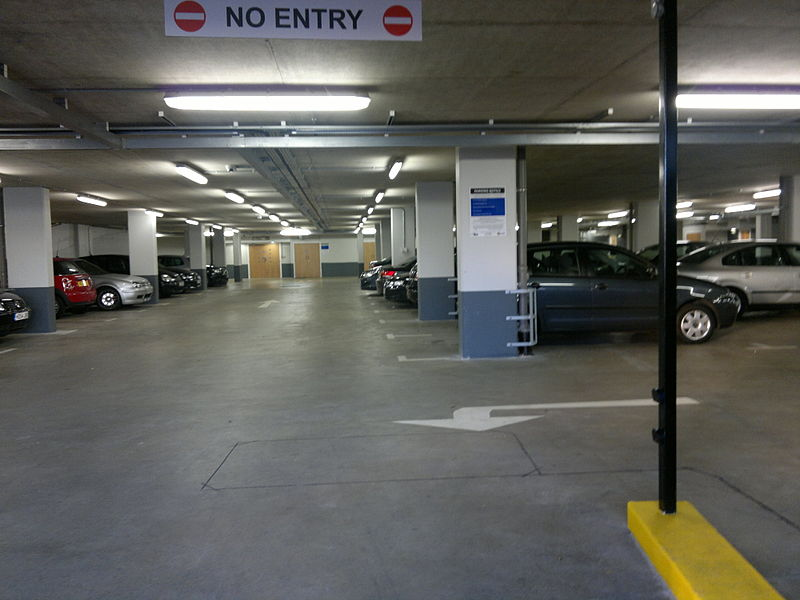 Car Park Colindale Croydon Price