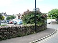 Car park at the bottom of Doverhay - geograph.org.uk - 933892.jpg