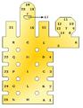 Caravaggio, san Fermo e Rustico, struttura interna.png